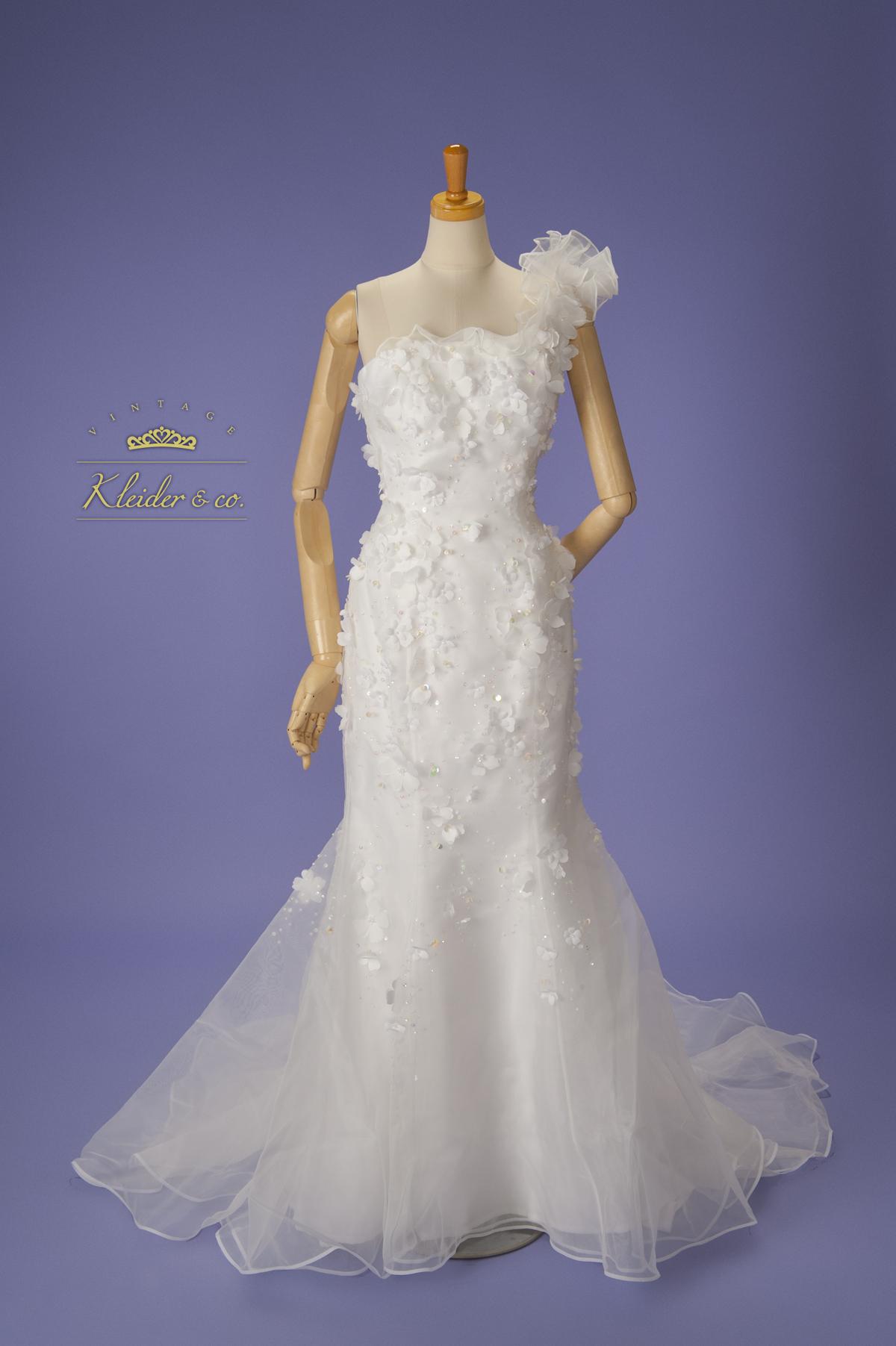 ウェディングドレス販売のクライダー&カンパニー